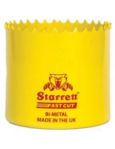 Corona STARRETT bi-metal fast cut 51mm