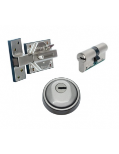 Pack seguridad LINCE 7930R + C6 + HOPLON