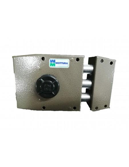 Cerradura MOTTURA 401/C28 sin aleta