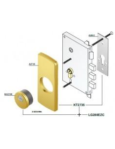 Escudo protector DISEC LG280 para EZCURRA