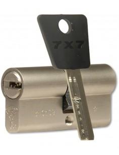 Cilindro MUL-T-LOCK 7X7 perfil europeo