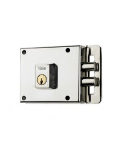 Cerradura sobreponer YALE modelo 6012
