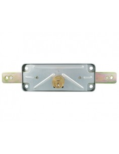 Cerradura persiana AMIG 642-15 acero zincado