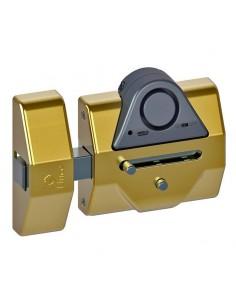Cerrojo LINCE con sensor de alarma 7930-RSA