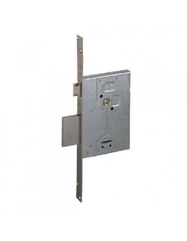 Cerradura Cisa golpe y llave sin barras