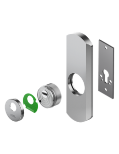 Escudo INN. LOCKS SMART PROTECTOR + BlueQuotient