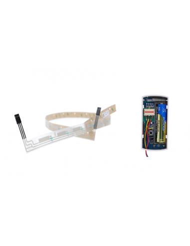 Kit membrana BQ con detector INN. ALARM