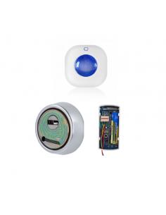 Kit escudo ECO ROK BQ con detector + sirena