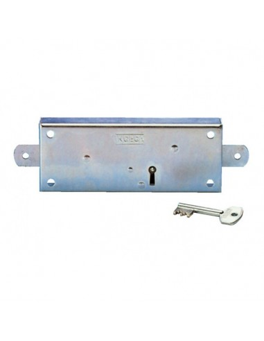 Cerradura INCECA 201 puerta metálica