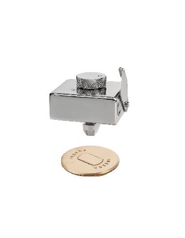 Dispositivo seguridad INCECA 205 llave plana y tubo suelo
