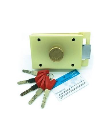 Cerradura INCECA 304-305 + KESO 8000 PREMIUM