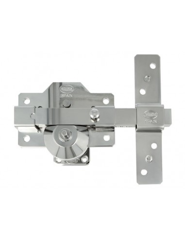 Cerrojo alta seguridad AMIG modelo 1PLUS 105x170