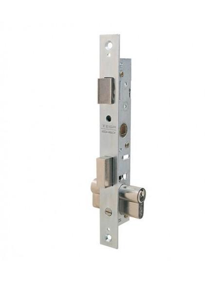 Cerraduras puertas metálicas